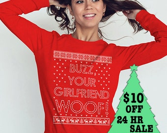Funny Ugly Christmas Sweaters. Gift For Woman. Ugly Sweater. Christmas Stocking. Funny-Ugly-Christmas-Sweaters.