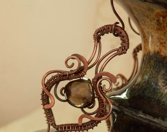 Herria * earthy earrings