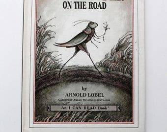 Grasshopper on the Road by Arnold Lobel 1978
