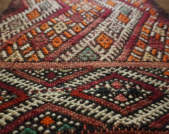 Wool fabric for the tent | Morocco