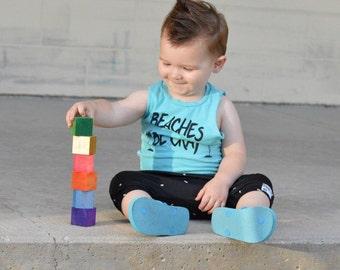 Rainbow Building Blocks, Rainbow Wooden Blocks, Waldorf Wooden Toy