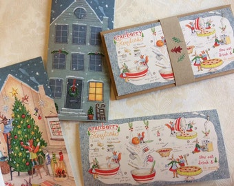 Package Double Christmas Cards