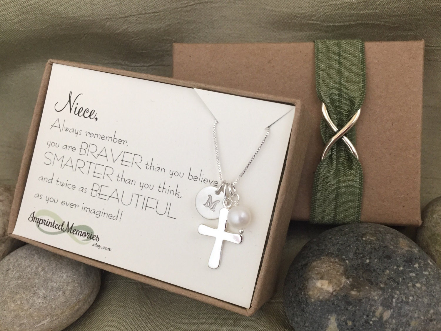 First Communion Gift For NIECE Baptism Gift Niece