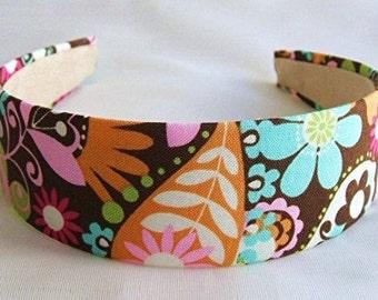 Spring Flowers Headband