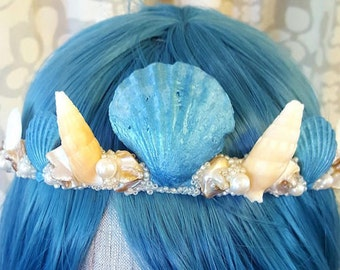 Ocean Messenger Mermaid Tiara