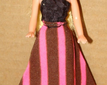 Clone Doll in Montgomery Ward Clone Gown