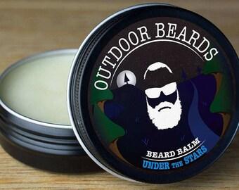Outdoor Beards Beard Balm - Under the Stars