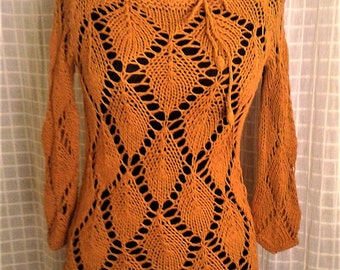 Hand knitted cotton body suits ...