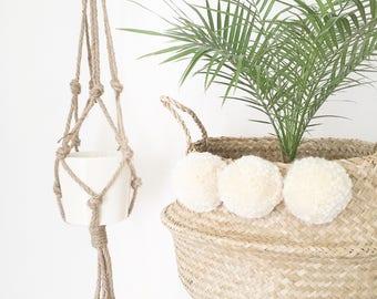 Basket tassels XL