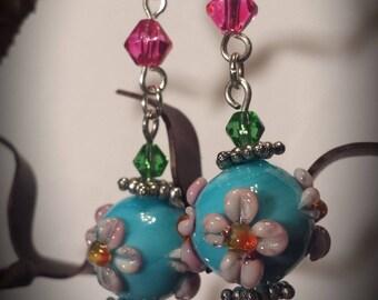 Spring Dangle Earrings