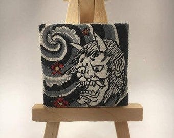 Japanese art Miniature painting