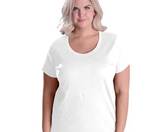 Women's Plus Size Tee - T Shirt Any Josiekat's Trunk Design - Ladies Plus Size 1X 2X 3X 4X Adult Size