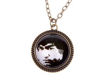 Bruce Lee Necklace,  2525C