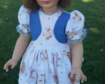 Beautiful Vintage Ideal Patti Patty Playpal Doll