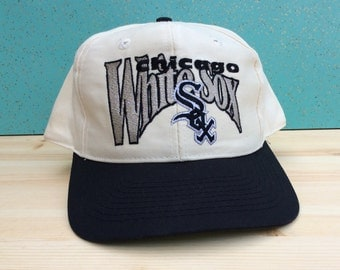 Vintage 90's Deadstock Chicago White Sox The Game Fitted Cap 7 1/2