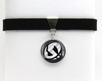 PKMN Alola Sun and Moon Team Skull Symbol Chokers