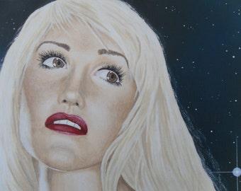 Gwen Stefani album cover