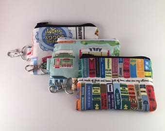 Gilmore girls themed/ Stars Hollow Keychain pouch