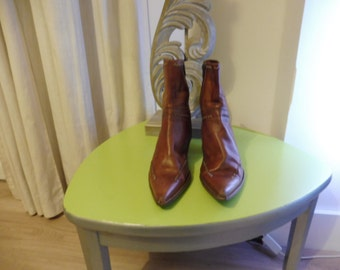 Boots leather size 39 EN Mall