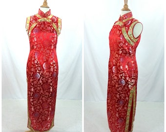 Asian Cocktail Dress