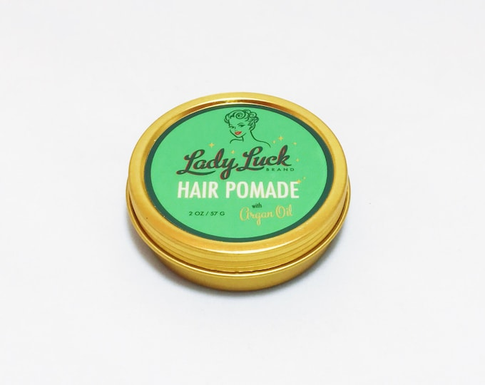 NEW! Lady Luck Brand Holiday Hair Pomade