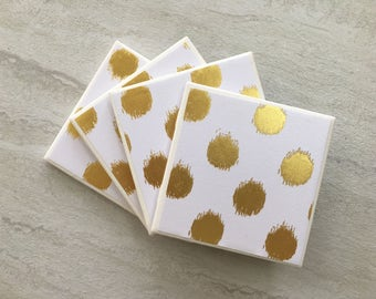 Tile Coasters, Ceramic Coasters, Drinks Coasters, Drink Coasters, Coasters, Ceramic Tile Coasters, Handmade Coasters, Coaster, Table Coaster