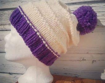 Knit Beanie * Cap * Beanie * hand knitted!