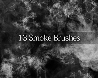 Photoshop Smoke Brushes:  Smoke Brushes; photoshop brush