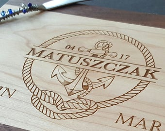 Engraved Personalized Cutting Board - Handwritten Recipe Cutting Board - Wedding Gift - Housewarming Gift - Anniversary Gift