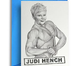 Judi Hench Card