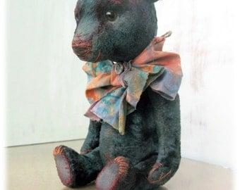 Bonya (artist teddy bear, vintage bear)
