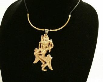 Apsara Pendant Necklace A