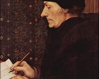 16x24 Poster; Desiderius Erasmus Von Rotterdam