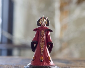 Queen Amidala Christmas Ornament