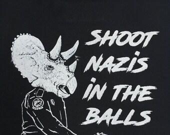 Kung fury anti nazi patch