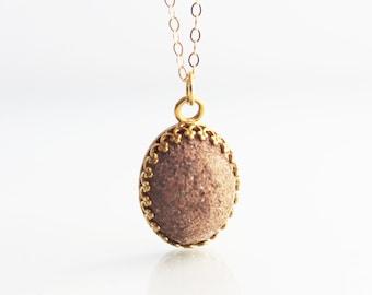 Gold Aromatherapy Necklace, Essential Oil Diffuser Necklace Diffuser, Aromatherapy Jewelry Young Living Doterra Aromatherapy Christmas Gift