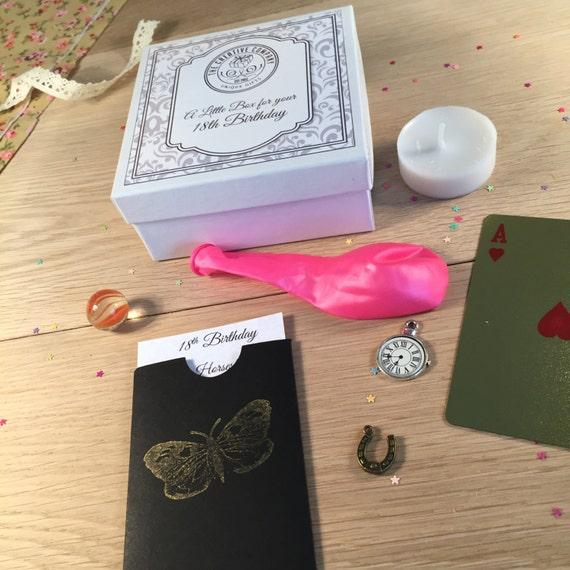18th Birthday Kit Novelty Gift Keepsake Present Survival Kit