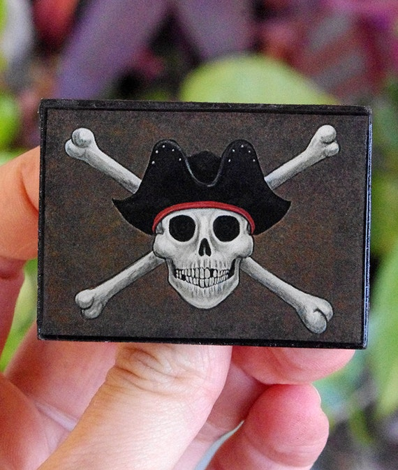 Broche Jolly Roger