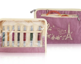 """Knitter's Pride Royale Interchangeable Special Knitting Needle Set 16"""" #220352"""