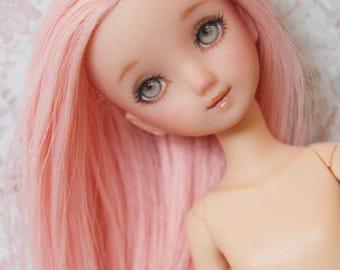 1/6 OOAK Custom head for azone pure neemo obitsu doll repaint by I'mDolls