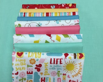 Springtime Fat Quarters