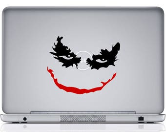 Joker Decal Sticker for Car , Truck , Laptop, yeti