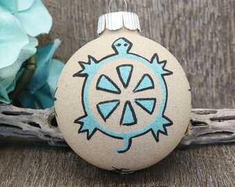 native american,native,native american christmas ornaments,navajo ornament,native american ornaments,navajo, Navajo Sand Painting Ornament