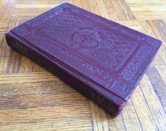 The American Educator Encyclopedia I-J-K-L - Hollow book box