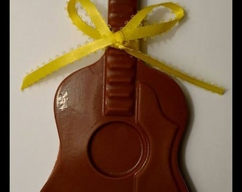 Our Chocolate Guitar.  A must have for Music Lovers!