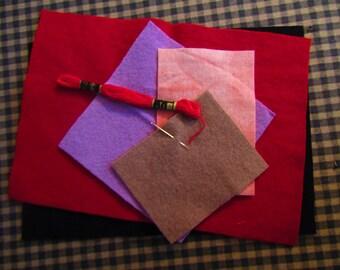 Free shipping* Candle Mat Kit #13