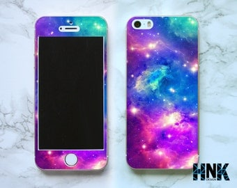 Iphone SE full skin / Iphone 5s decal / Iphone 5 decorative cover / galaxy case IS011