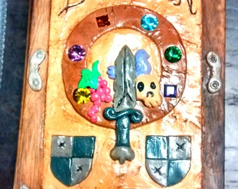 Adventure Time Enchiridion book-shaped box