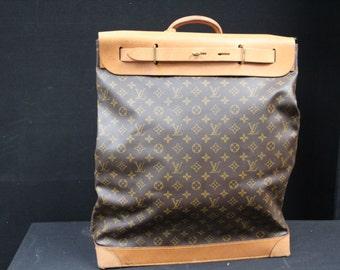 Louis Vuitton Monogramm Steamer Bag
