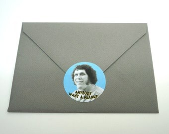 Andre the Giant 24 Pack of Princess Bride Stickers : FREE SHIPPING